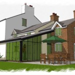 NEWTON BANK COTTAGE- Family Room Proposals