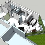 DERBY TOWN HOUSE- Ground floor re-modelling