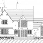 THE OLD VICARAGE, KINGSLEY - Planning Proposals