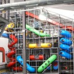 PLAY FACTORY- Largest UK slide structure