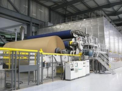 trafford paper mill